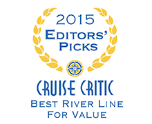 2015 Cruise Critic Editors' Picks - Best Value For Money